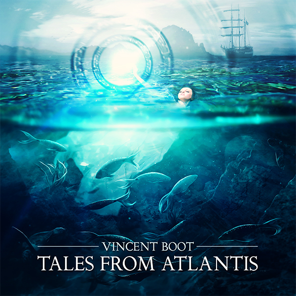 Tales from Atlantis Vincent Boot